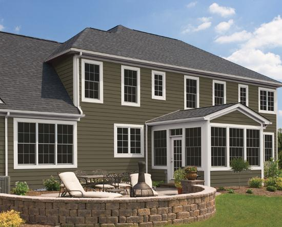 Exterior Siding Installation And Services The Window Man