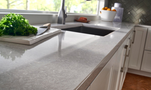COUNTERTOPS By HI MACS Stronger Surface With Durability Similar To That Of  Natural Stone   HI MACS® Stands Up To Everyday Scratches.